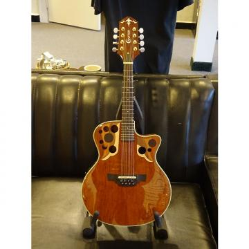 Custom Crafter M88E Mandolin 2000s brown natural