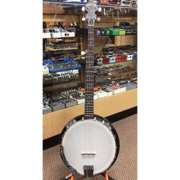 Custom New Gold Tone CC-BG Cripple Creek 5-String Banjo Package