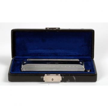Custom Hohner Meisterklasse chromatic harmonica
