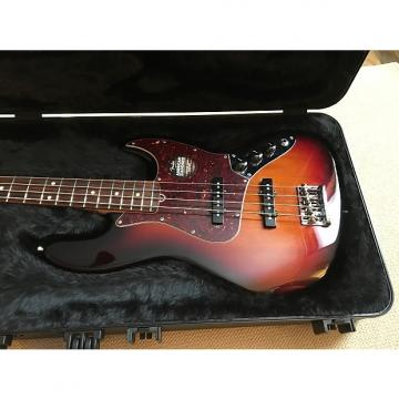 Custom Fender  American Standard Jazz Bass 2016 3 Color Sunburst