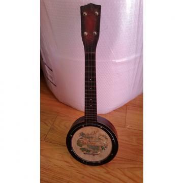 Custom Banjo uke Banjo uke pre 1940s