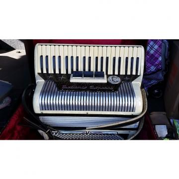 Custom Settimio Soprani Accordion Dick Contino with Case