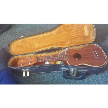 Custom Kamaka Ukulele Soprano 70's (White Label )