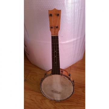 Custom Banjo uke Pre 1940s banjo uke