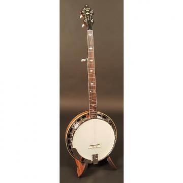 Custom Recording King RK-M5 USA Series Maple Resonator Banjo