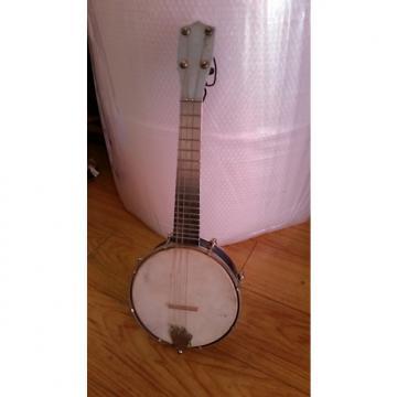 Custom Werco Dixie Banjo Uke 1960s