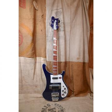 Custom Rickenbacker 4003 2016 Midnight Blue
