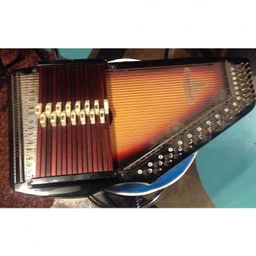 Custom AUTOHARP Chromaharp 15 Button / Chord by RTI / Missing 6 strings