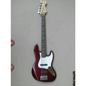 Custom FENDER 5-String Jazz Bass V - 2001. Midnight Wine.