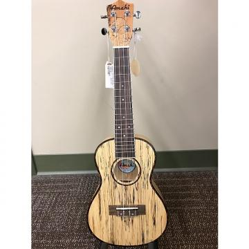 Custom Amahi Concert Ukulele Spalted Maple
