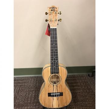 Custom Snail Concert Ukulele Spalted Maple Wood