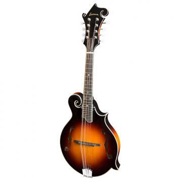 Custom Eastman Mandolin F-Style MD615SB W/ K&K Pure Mini Pickup