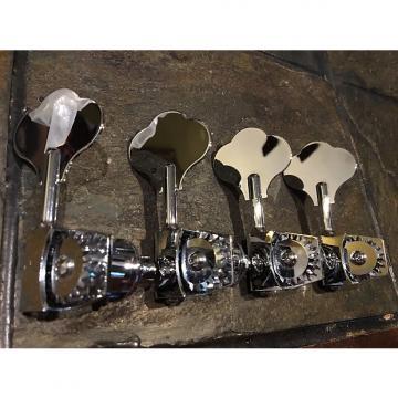 Custom Fender American Special Precision 2011 Chrome