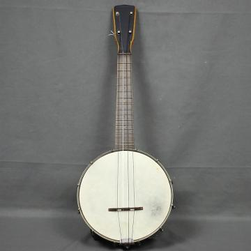 Custom VINTAGE 1930's Regal Banjolele - FREE SHIP