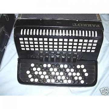 Custom Accordion, Buttone key, 69 key 96 bass