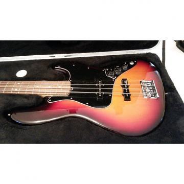 Custom Fender American Standard Jazz Bass 2013 3 Color Sunburst