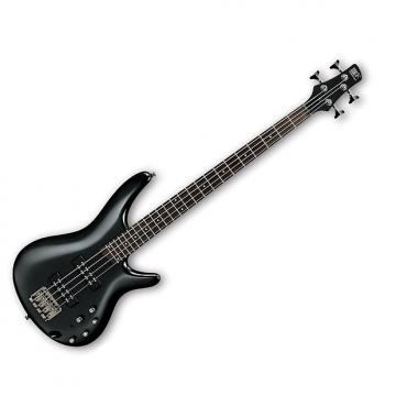 Custom Ibanez SR300E Electric Bass Iron Pewter (Open Box)