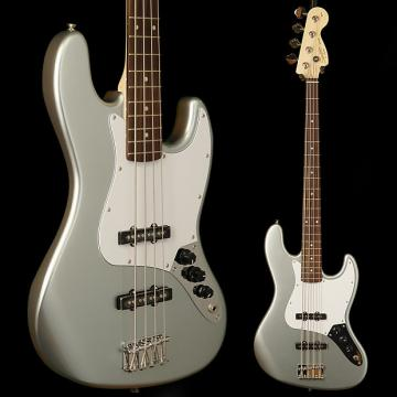 Custom Squier Affinity Jazz Bass, Rosewood Fingerboard, Slick Silver