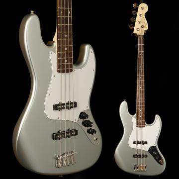 Custom Squier Affinity Jazz Bass, Rosewood Fingerboard, Slick Silver