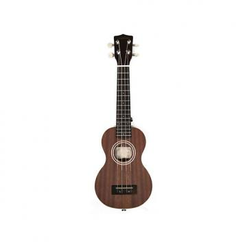 Custom Halona UKS-15 Soprano Ukulele with Gig Bag