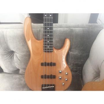 Custom Carvin Bass 2000's Natural
