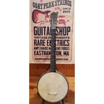 Custom Vega/Neck  w/Spun Over Pot Six String Openback 1880's Pot 1926 Neck Natural