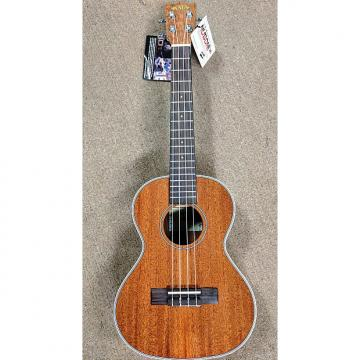 Custom Kala KA-TG Tenor Ukulele Gloss Mahogany, Binding, Chrome Tuners, Nickel Frets