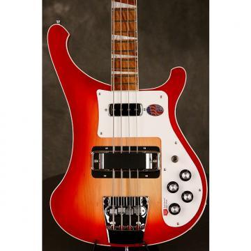 Custom Rickenbacker 4003 Bass unplayed 2017 Fireglo