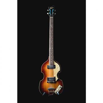 Custom Hofner 500/1 Violin Bass 1967 Sunburst