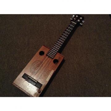 Custom Cigar Box Ukulele (Tenor)