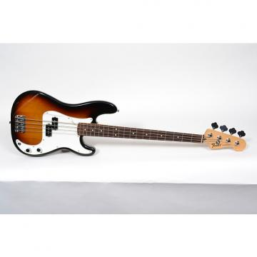 Custom Fender Standard Precision Bass - Rosewood Fretboard - Brown Sunburst Finish