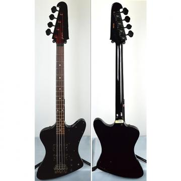Custom Greco Thunderbird 1988 black