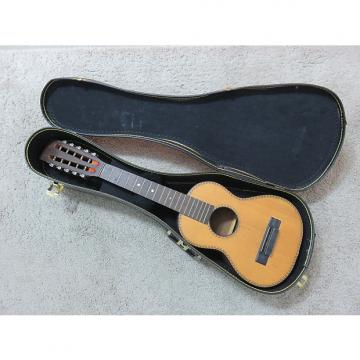 Custom Rare 1940s 10 String Regal Tiple Ukelele Uke Guitar Ditson Washburn Martin Needs Strings