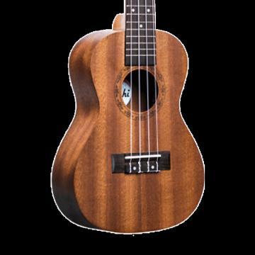 Custom Amahi UK210C Select Mahogany Concert Ukulele with Gig Bag