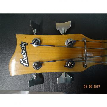 Custom kimberly Violin Bass 70'S Sunburst