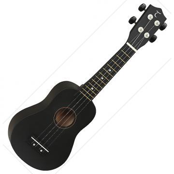 Custom Tanglewood Guitars  Soprano Ukulele - Black