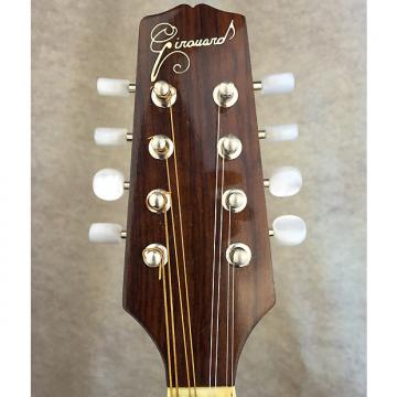Custom Girouard A-5 Mandolin 2012 sunburst