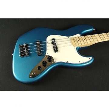 Custom Fender Standard Jazz Bass - Maple Fingerboard - Lake Placid Blue (877)