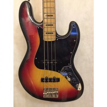 Custom Greco Jazz Bass  1981 2 Color Sunburst