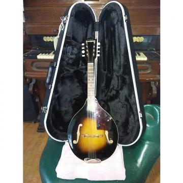 Custom Vintage Antique 1936 Harmony Monterey Mandolin (all solid maple & spruce) + Hardcase