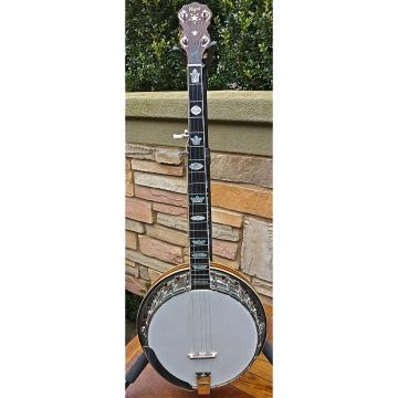 Custom Vega V.I.P. Resonator 5-String Banjo 1977 - Pristine with Very Cool Original Tone Ring