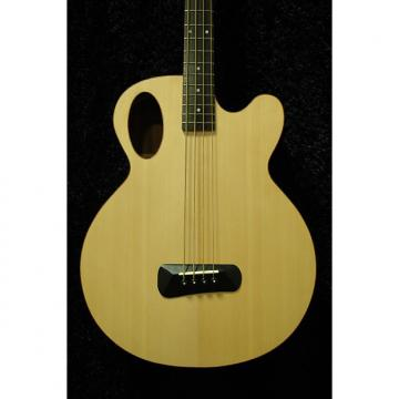 Custom Spector Timbre Acoustic Bass 2017 Natural