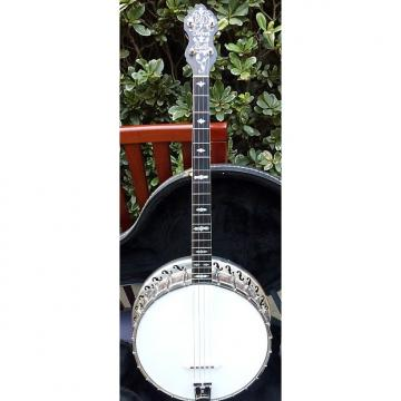 Custom Bacon & Day Silver Bell No. 1 Tenor Banjo - A Jazz Age Classic in Fine Shape