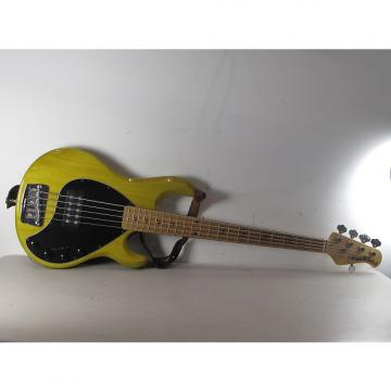 Custom Ernie Ball Music Man StringRay 5 Yellow Lacquer 5 String Bass
