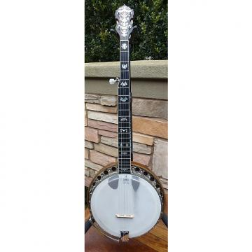 Custom Paramount Style A   5-String Banjo Conversion, Randy Wood Neck