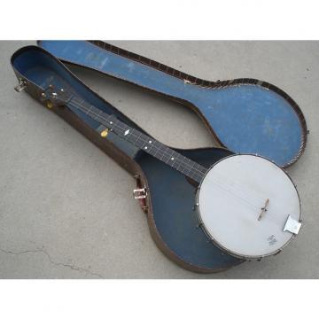 Custom Vintage Luscomb Wonder Banjo