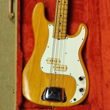 Custom Fender Precision Bass 1978 - Natural