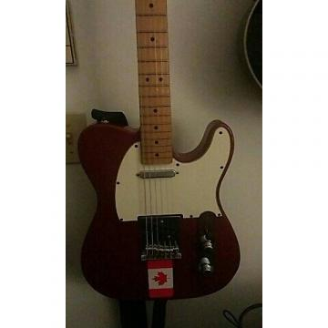 Custom Squier Telecaster 1994 Cherry red