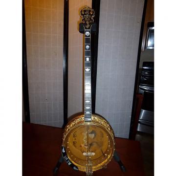 Custom Richielieu Plectrum Banjo NE Plus Ultrabanjo Model 4232-23  S#501702 Simply Spectacular