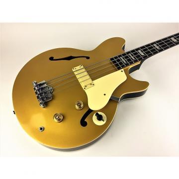 Custom Epiphone  Jack Casady Signature Bass 2008 Gold Top